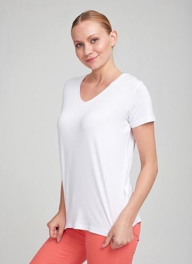 WHIP Bluz Beyaz